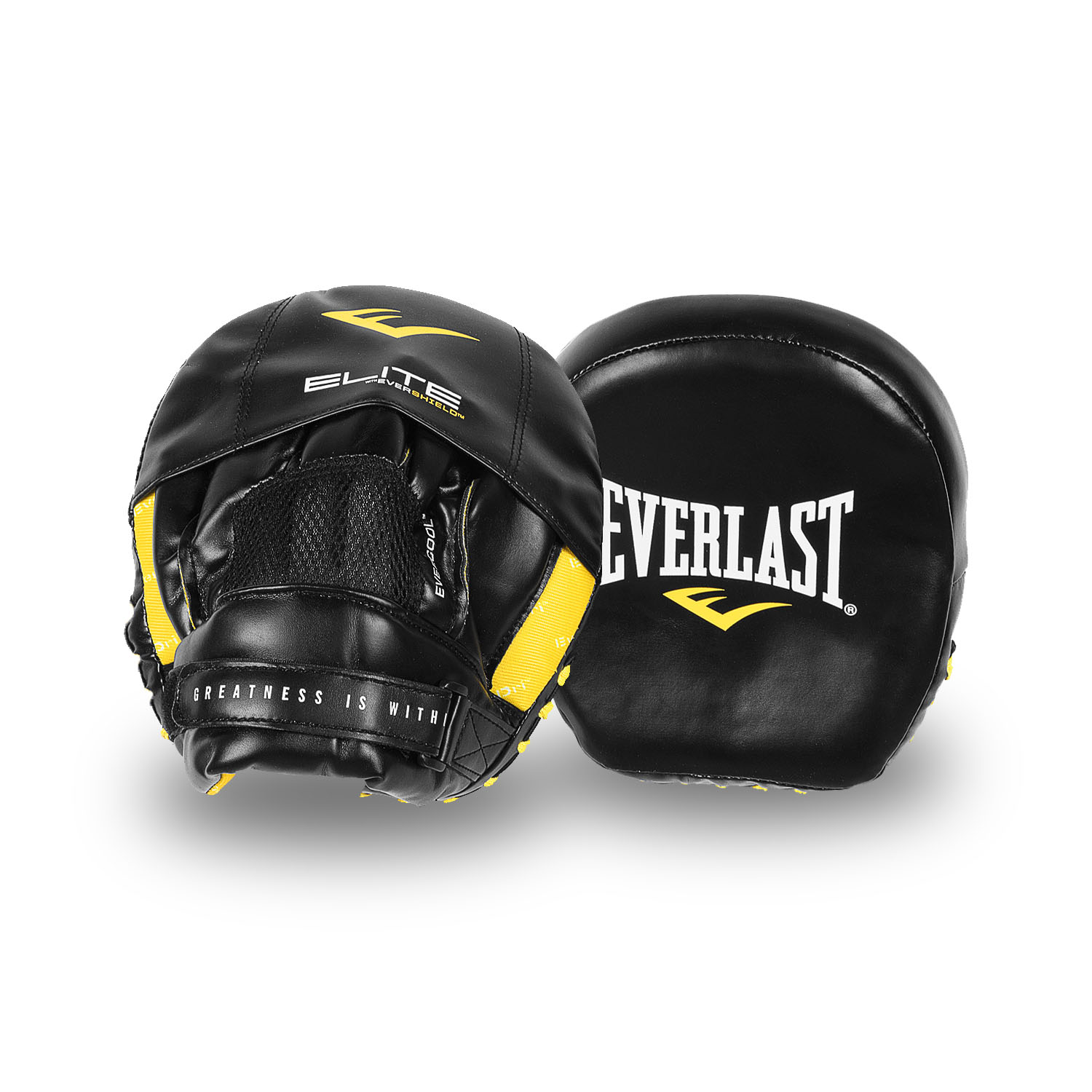 картинка Лапы Everlast Elite Mini PU от магазина Everlast в России